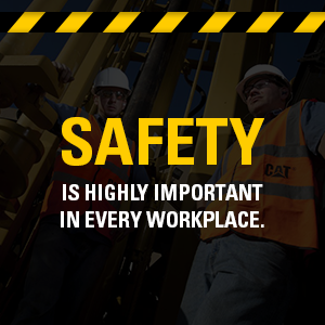 Safety is highly important in every workplace.