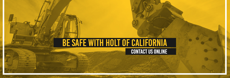 Be Safe With Holt of California. Contact Us Online.