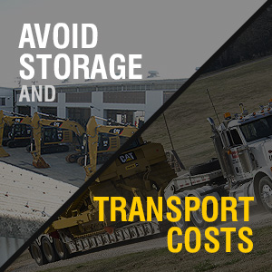 5   avoid storage and transport costs