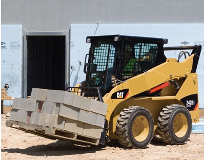 New Features Abound In Cat B Series 3 Skid Steers Holt Of CA