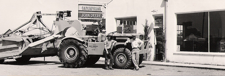 Company History Cat Equipment Dealer In California