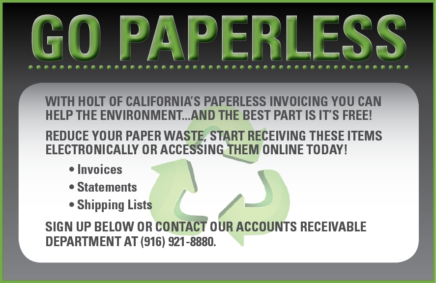 go paperless main