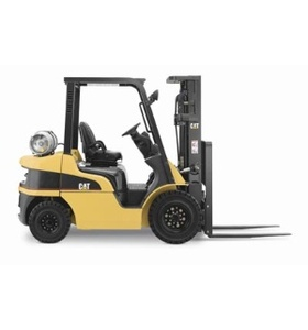Straight Mast Forklifts For Rent in California | Holt of CA