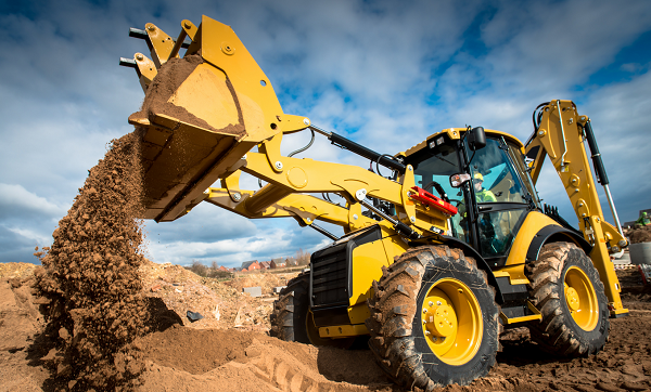 Cat Used Backhoe Loader For Sale CA