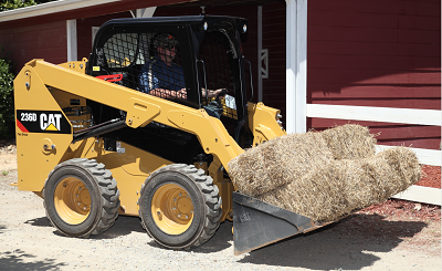 Used Cat Skid Steer Loader For Sale In CA
